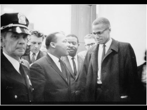 Martin, Malcolm and Muhammad (The MLK they don't show you)