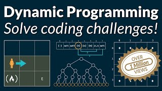 Dynamic Programming - Learn to Solve Algorithmic Problems \u0026 Coding Challenges