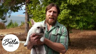 Daniel Bryan plans for an EPIC GARDEN at their new house!