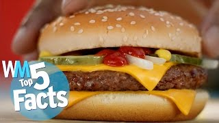 Top 5 Disgusting Facts about McDonald