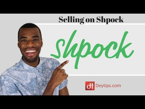 Selling Products Online With The Shpock App | Shpock Boot Sale