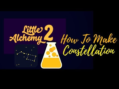 Little Alchemy 2-How To Make Constellation Cheats & Hints
