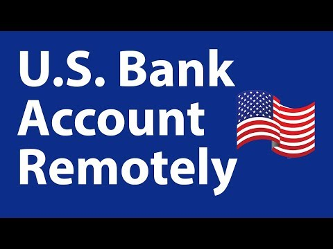 5 Ways to Remotely Open U.S. Bank Account For Non Residents Without SSN or ITIN