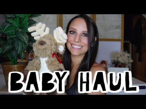BABY HAUL | FIRST THINGS FOR BABY