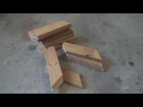 Homemade Indoor Salmon Ladder