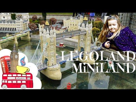 Legoland Miniland Windsor UK