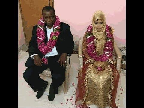 15 साल की लड़की 60 साल के बुड्ढे से की शादी  DU News