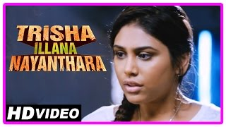 Trisha Illana Nayanthara Tamil Movie | Scenes | GV Prakash Kumar and friends drinks at pub