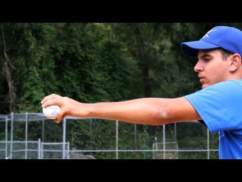 How to Pitch a Screwball | Baseball Pitching