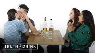 Double Blind Date (Joe, Kwan, Brianna, & Aretha)| Truth or Drink | Cut