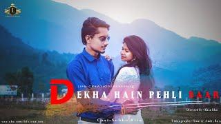 Unique story    Dekha hain peheli bar    2018 ❤❤❤    presented by    LIFE Creation    