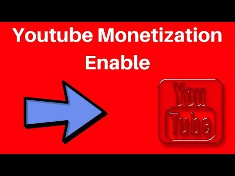 Monetization enabled accepted by YouTube May 2018 Good news