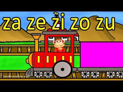 Xxx Mp4 Sílabas Za Ze Zi Zo Zu El Mono Sílabo Videos Infantiles Educación Para Niños 3gp Sex