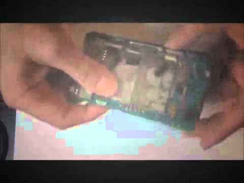 HTC Evo 4G disassembly