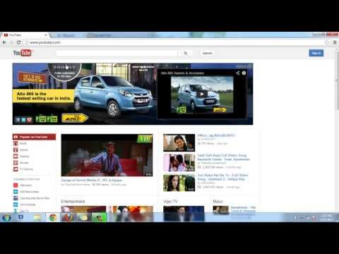 How to embed a YouTube video in Blogger blog
