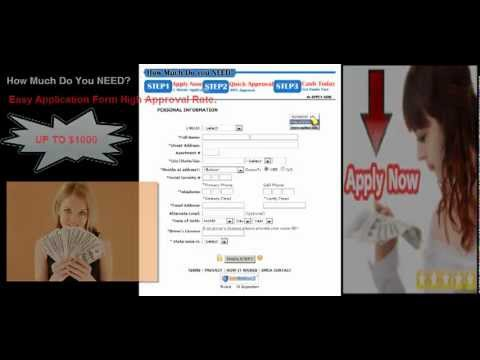 Fix money Best Payday Loan today Fast and Easy Application Form High Approval Rate.
