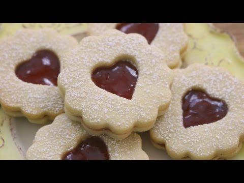 Linzer Cookies   sweetco0kiepie