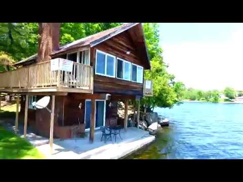 104 Fire Rte 7, Stoney Lake, ON - Real Estate Drone Video