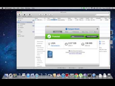 Utorrent | Bit torrent Stuck at 0% FIX 100%
