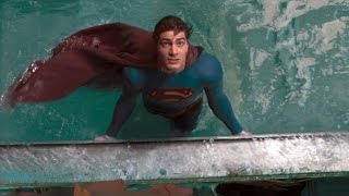 Superman lifts a ship | Superman Returns
