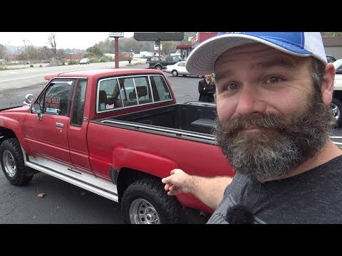 Craigslist Buyer Beware! The Toyota Pickup Scam?...We were just looking for a