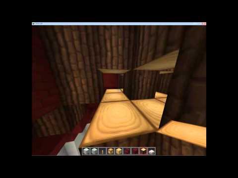 Lets Build : A Castle : Tower Roofs
