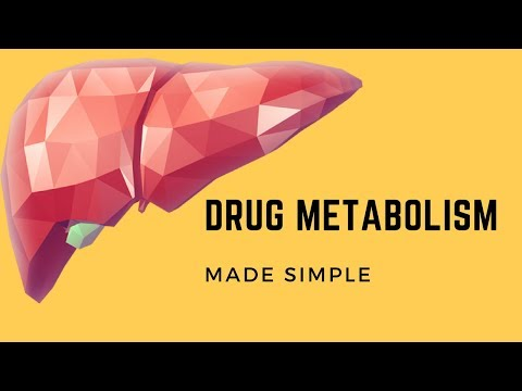 Drug Metabolism Made Simple *ANIMATED*
