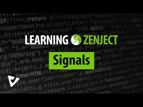 Signals: Event-Driven Programming in Unity | Learning Zenject [7]