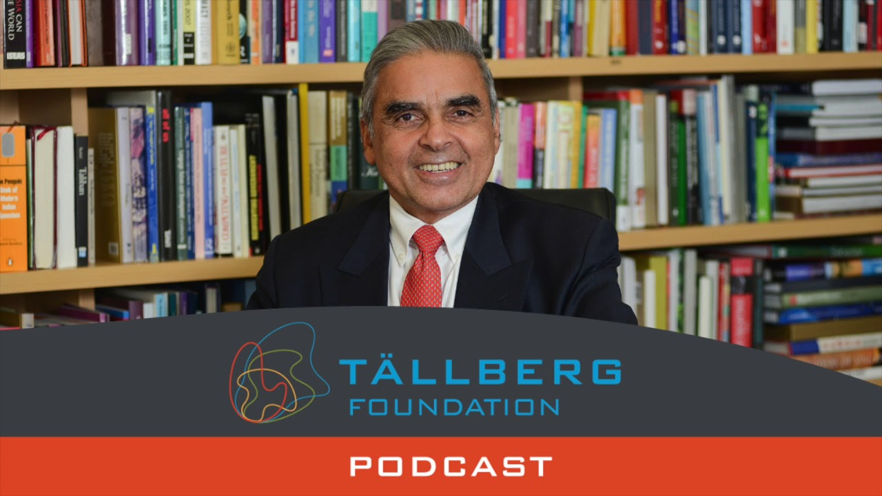 Kishore Mahbubani on the New Thinking for a New World podcast
