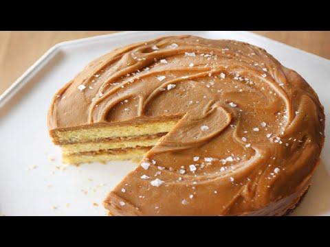Caramel Cake Recipe - How to Make Delicious Caramel Cake