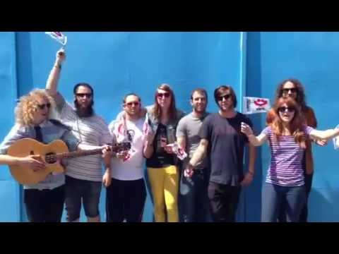 The Mowgli's on the Road To Summerfest!