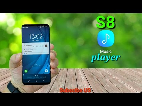 Samsung GALAXY S8 MUSIC PLAYER APP REVIEW- SStech