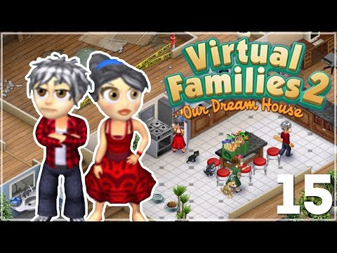 You're Becoming Spoiled, Cinnamon! • Virtual Families 2 - Episode #15