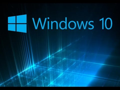 Windows 10 First Thoughts