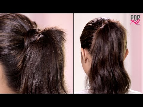 Ponytail Hacks To Add More Volume - POPxo