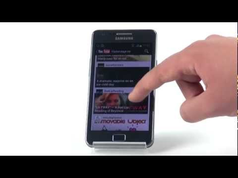 Samsung Galaxy S2 Plus Is a Jelly-Bean Update of the S2