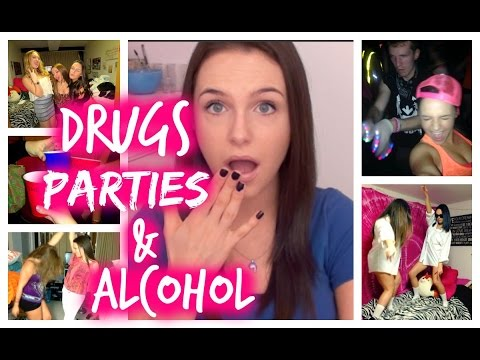 COLLEGE 101: PARTIES, DRUGS, & ALCOHOL