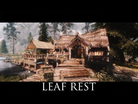 TES V - Skyrim Mods: Leaf Rest