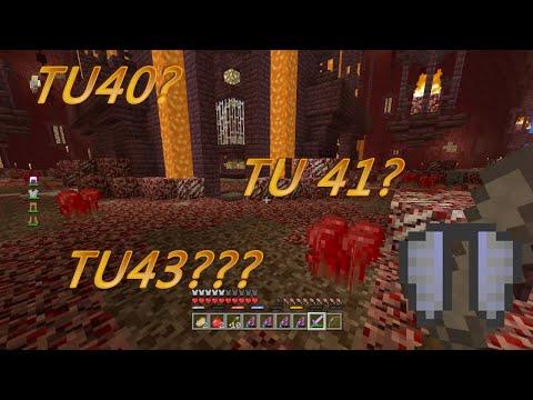 Minecraft Xbox 360 / PS3 TU40 - Next Update Name? & Elytra