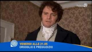 Orgoglio e Pregiudizio - 3° e 4° puntata venerdì 28 aprile su Tv2000