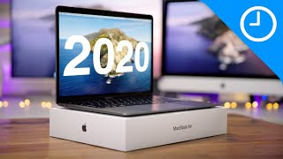 MacBook Air (2020) Top Features $999 edition!