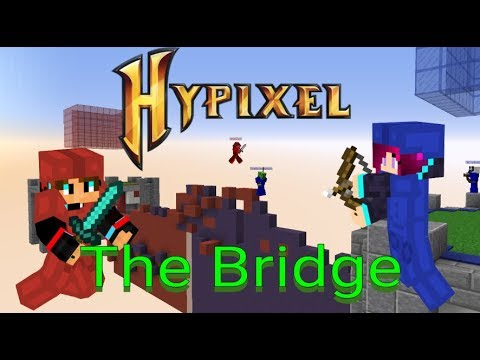 Building A Better Bridge // Hypixel's The Bridge