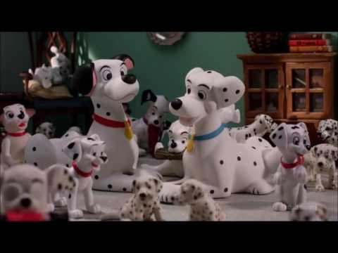 Robot Chicken - 101 Dalmatians Reproducing Puppies