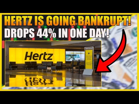 Hertz Stock is Going BANKRUPT! Should You Buy or Sell?