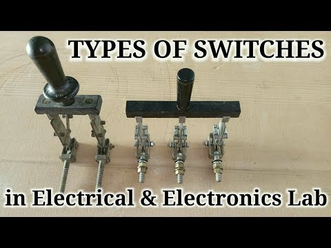 Types of Switches in Tamil