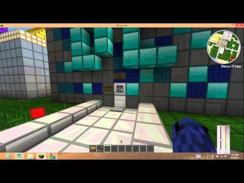 SacredCraft New Spawn area