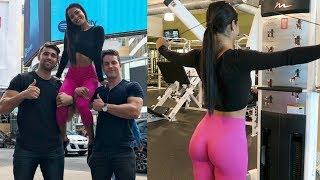 Katya Elise Henry & Colossus Fitness FULL SHOULDER WORKOUT | Top 3 Shoulder  Exercises - getplaypk