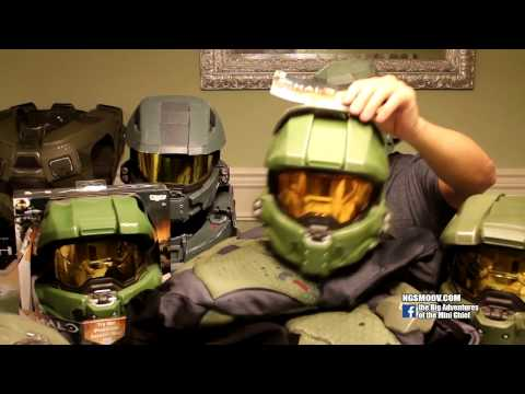 The Mini Chief OVERVIEWS - S02 EP01 Disguise Ultra Prestige Master Chief Costume