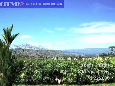 How To Find Retirement Homes For Sale in Atenas, Costa Rica - From $169k