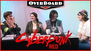 Let's Play CYBERPUNK RED | Overboard, Episode 14